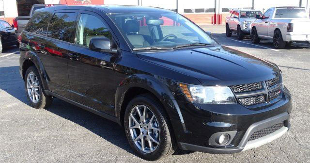 How to Find Your Ideal 2018 Dodge Journey