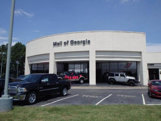 Mall Of Ga Dodge >> About Mall of Georgia Chrysler Dodge Jeep Ram | Car and ...